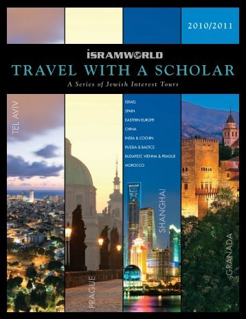 TRAVEL WITH A SCHOLAR - Isram World of Travel