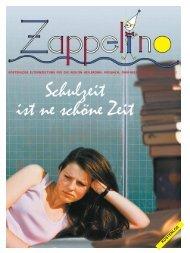 w schulzeit ist `ne - zappelino.de