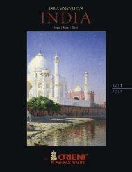 India! - Isram World of Travel