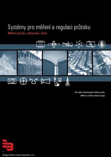 Katalog produktů - čeština - Badger Meter