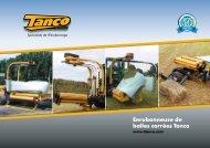 Télécharger la brochure 1814 LA - Tanco Autowrap