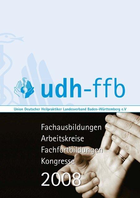 Udh Union Deutscher Heilpraktiker