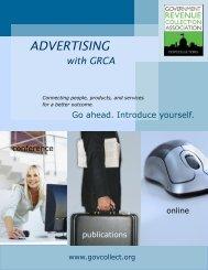 ADVERTISING - GRCA