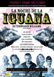 La noche de la iguana - Publiescena