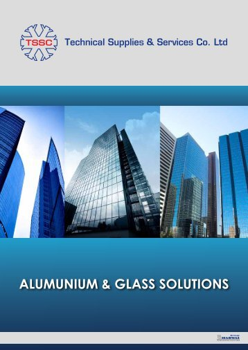 ALUMUNIUM & GLASS SOLUTIONS - Harwal Group of Companies