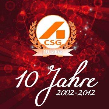 10 Jahre2002-2012 - Herzlich Willkommen auf den Seiten vom