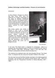 Kathleen Schlesinger and Elsie Hamilton - Pioneers of ... - Naked Light