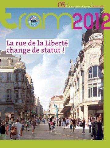 MAG DU TRAM n°5.indd - le Grand Dijon