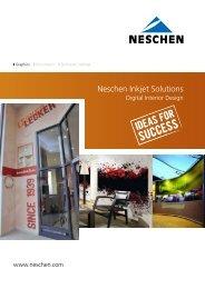 Flyer Digital Interior Design - Neschen