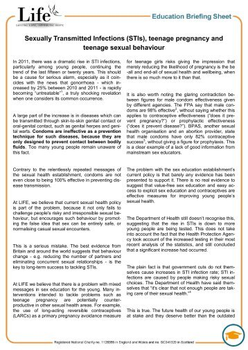 essay about teenage pregnancy and hiv infection An essay or paper on preventing teenage pregnancy an increasing problem on high school campuses and one of the main concerns of parents, school officials, and the government is teenage sex.
