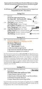 MUSIKFESTSPIELE BRATISLAVA - Bratislavské hudobné slávnosti - Seite 2