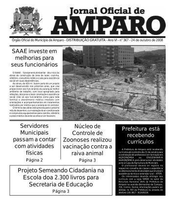 dia_24/10/2008 - Prefeitura Municipal de Amparo