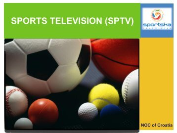 SPORTS TELEVISION (SPTV) - ENGSO