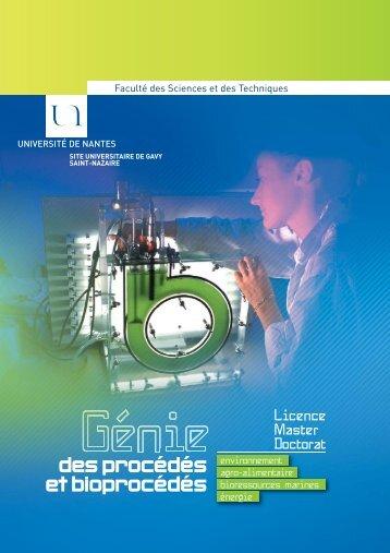 Plaquette générale - Le GEPEA
