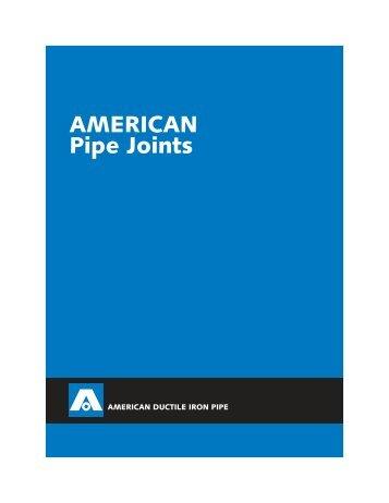 AMERICAN Pipe Joints - rymca.com