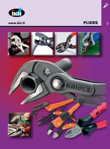 IKH Tools 2007, 2. Pliers