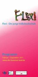 Flexi-Programm - KUNST & GUT >> Startseite