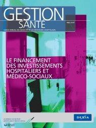Gestion-Sante_2008 - Dexia Crédit Local