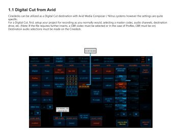 Avid Digital Cut & Insert [Insert Edit How to with Avid Digital Cut Tool]