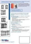 LA pRotectIoN ALumINIum pARe-FLAmmeS - Batistyl - Page 2