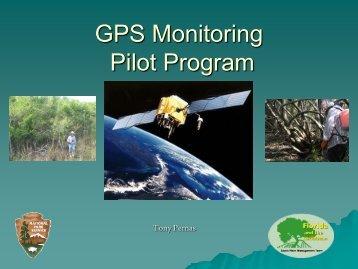 Satellite Monitoring of Herbicide Contractors - Everglades ...