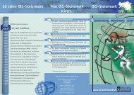 Aktueller Folder 2007 - GIS-Steiermark