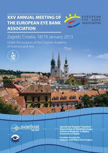 EEBA Program (PDF/3MB) - EEBA - Annual Meeting