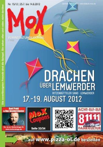 MoX Musik spezial! - DIABOLO / Mox