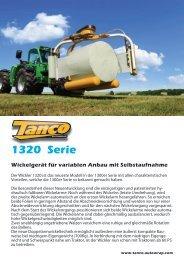 Flyer 3 - Tanco Autowrap