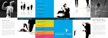 Ausbildungsflyer zum downloaden - Internationale Gesellschaft ...