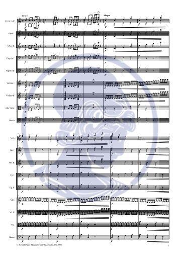 Sinfonie in C-Dur (op. 8, Nr. 2) - hof-musik