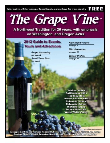 The Grape Vine - Grandview Herald