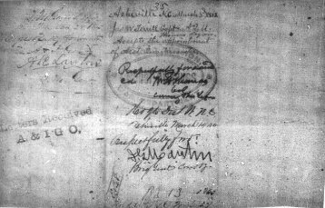 Letter #1 Accepting Appointment Mar. 31, 1865 - My Family Names ...