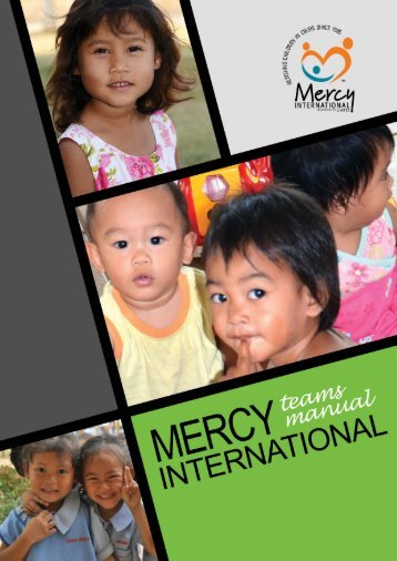 teams information - Mercy International