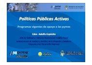 Políticas Públicas Activas - IDEA