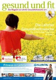 Gesund und Fit - Naturheilpraxis Simone Steffen