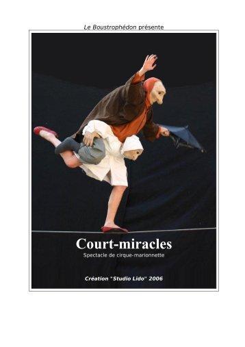 Court-miracles - L'Eclat