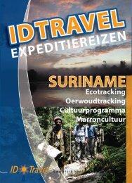 Suriname Reisdetails Ecotracking - ID Travel