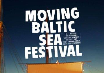 program booklet (pdf) - Moving Baltic Sea