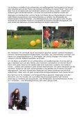 Treibball – viel Spaß mit großen Bällen - mit Anja ... - Seehotel Moldan - Seite 3