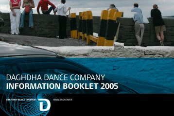 INFORMATION BOOKLET 2005 - Daghdha