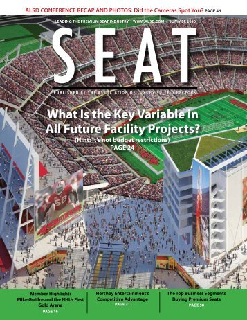 What Is the Key Variable in All Future Facility Projects? - ALSD