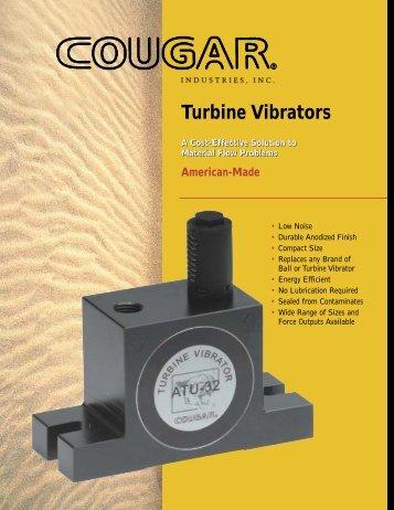 Turbine Vibrators