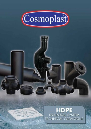 HDPE Drainage Pipes - Harwal.net