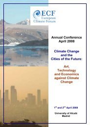 Flyer [PDF, 0,1 MB] - Global Climate Forum