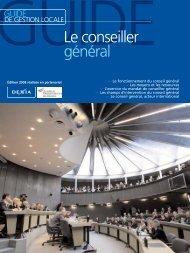 Guide-du-conseiller-general - Dexia Crédit Local