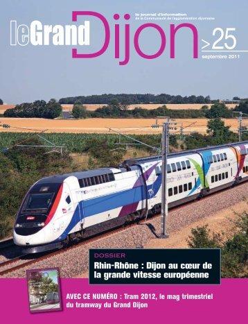 Grand Dijon 25 - Le Tram