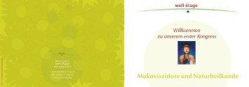 Mukoviszidose und Naturheilkunde - Naturheilpraxis Manuela Ott