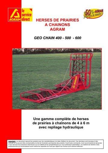 Géo chainx - Agram
