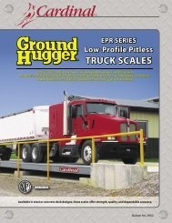 TRUCK SCALES TRUCK SCALES
